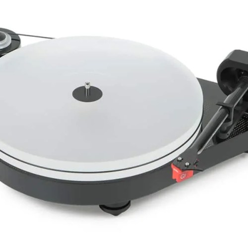 Pro-Ject RPM Line RPM 5 Carbon Quinted Red Laccato Nero