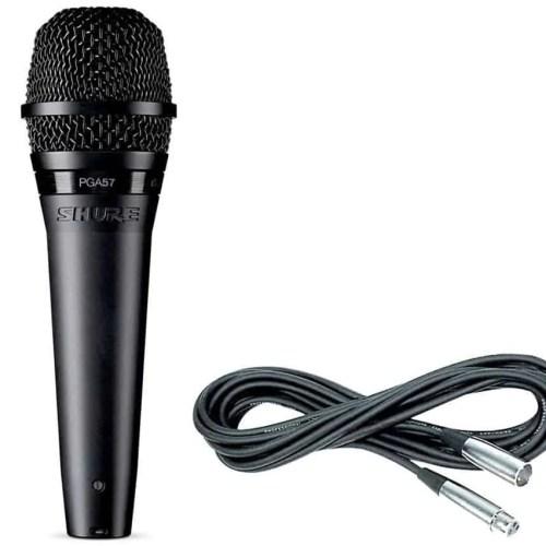 Microfono dinamico a cardioide Shure PGA57-XLR