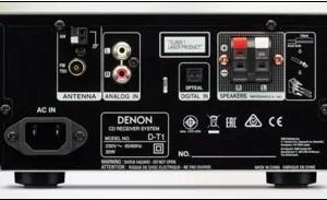All-in-one mini Denon D-T1