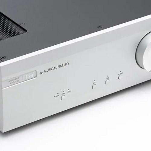 Amplificatore stereo integrato Musical Fidelity M5si