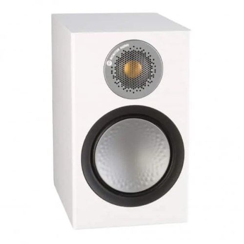 Diffusori Acustici Bookshelf Monitor Audio Silver 50 6G