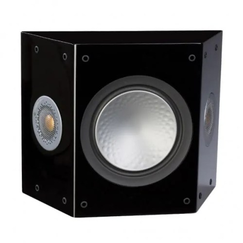 Diffusori Acustici Bookshelf Monitor Audio Silver FX 6G High Gloss Black