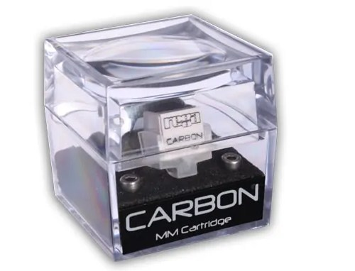 Testine di Giradischi REGA Carbon