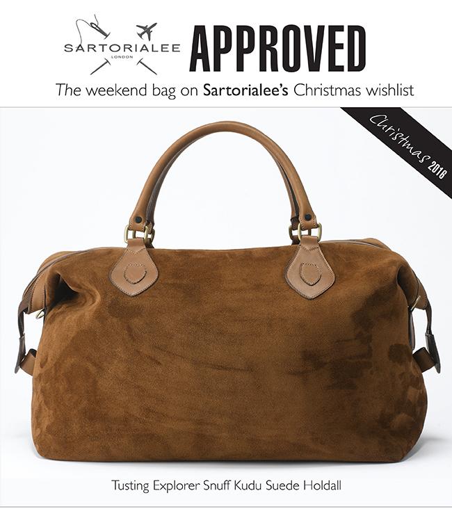 sartorialeeapprovedtustingweekenderbag