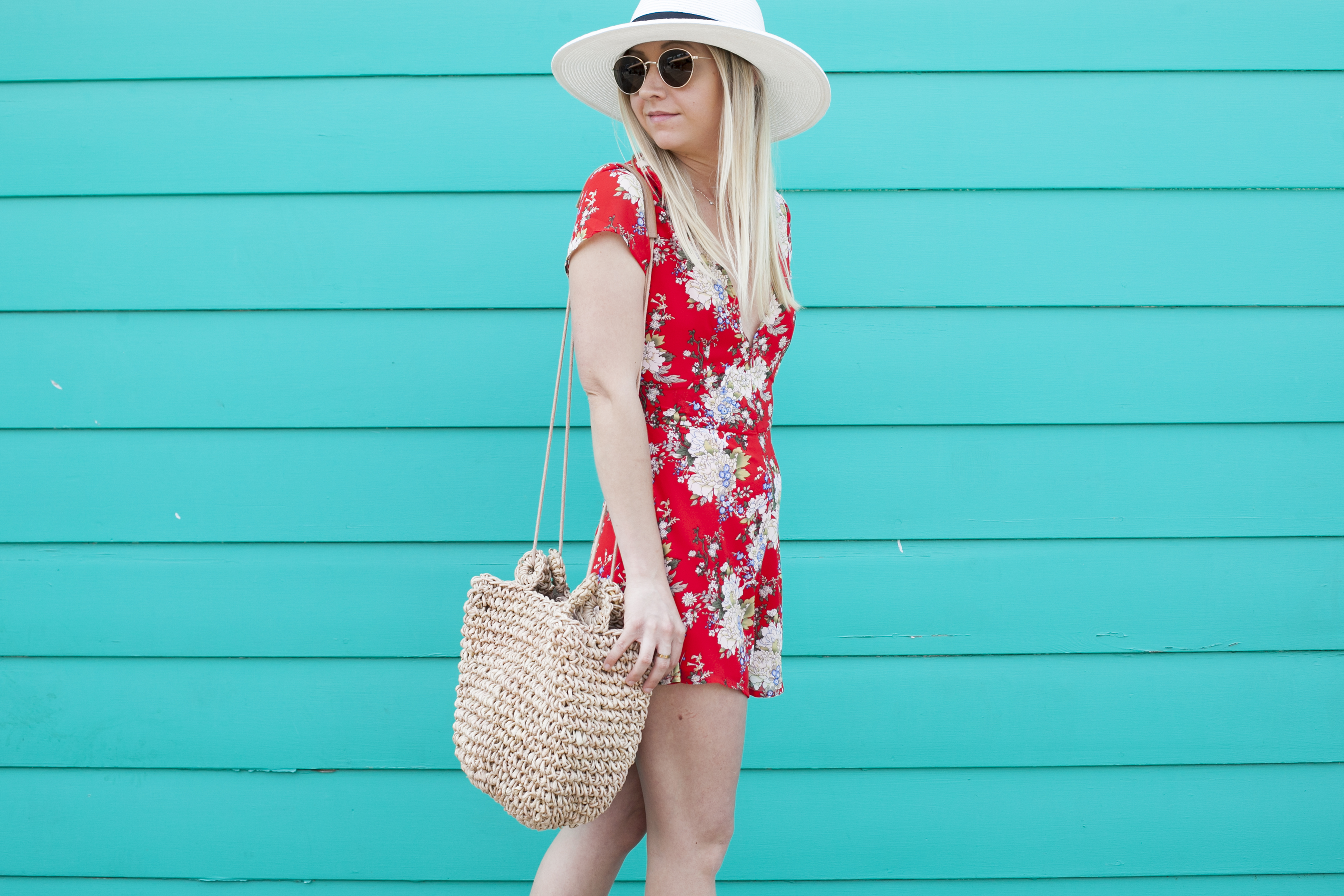 #OUTFITINSPO: FLORAL ROMPERS