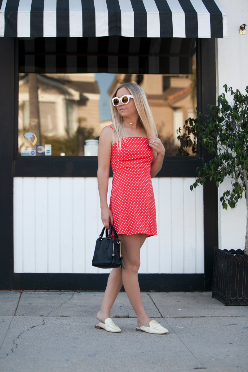 sartorially oc red dress fourth of july outfit