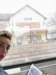 Crossing into Hungary