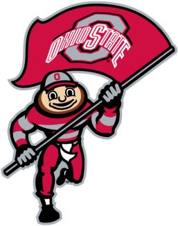 Brutus Buckeye (The Ohio State University)