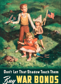 Lawrence Beall Smith: Don't Let that Shadow Touch Them.
