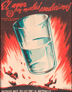 Jose Badasano Baos: Poisoned Water Causes More Casualties than the Shrapnel, 1937.