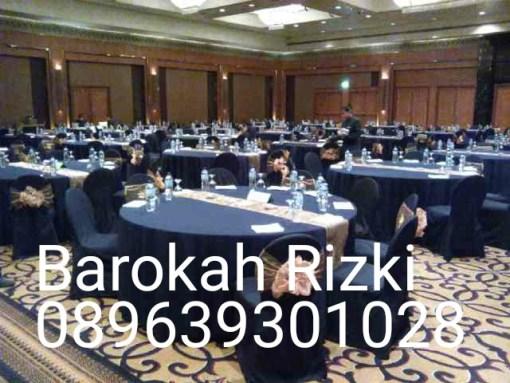 taplak meja hotel by sarungkursi-jakarta.com