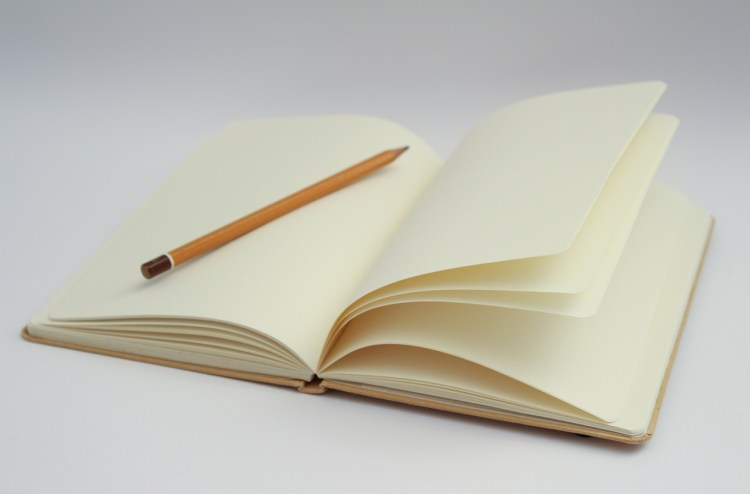 Notebook writing pencil start by Dom J