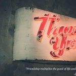 Empezando la semana 47 con alegría: Agradecer