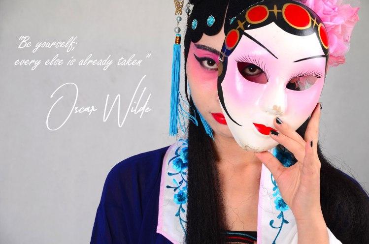 Beijing Opera by MiaPowterr