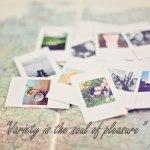 Empezando la semana 46 con alegría: Viajar