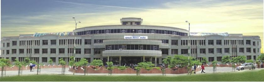 Subharti Medical College Infrastructure