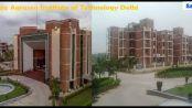mait delhi infrastructure