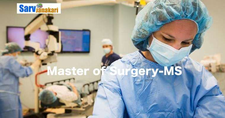 Master of Surgery-MS