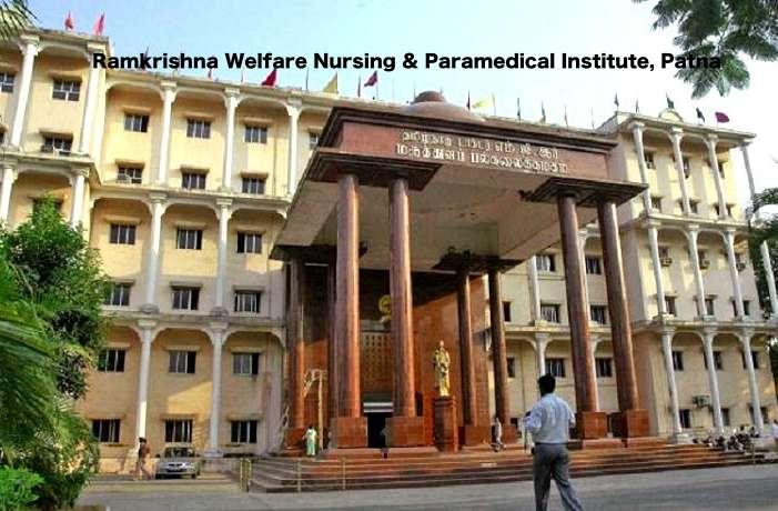 Ramkrishna Welfare Nursing & Paramedical Institute, Patna