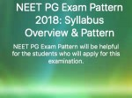 neet-pg-exam-pattern-2018-syllabus-overview-pattern/