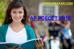 AP PGECET Admit Card 2018