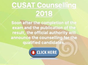 CUSAT 2018 Exam Dates, Application Form, Eligibility, Syllabus