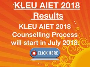 KLEU AIET2018