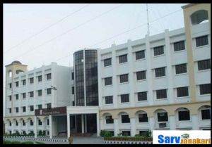 santosh medical college ghaziabad infrastructure