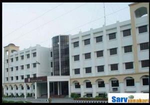 santosh medical college ghaziabad infrastructure