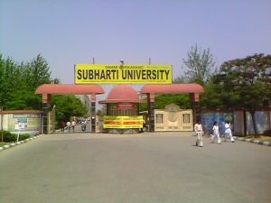 Subharti Medical College, Meerut