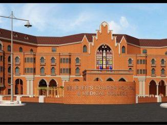 Believers Church Medical College Hospital Kerala