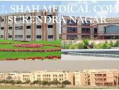 CU Shah Medical College Surendra Nagar Gujarat MBBS Fee Structure, NEET Cutoff, 2018