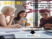 Gate 2018- Login, Registration, Admit Card, Exam Date, Syllabus, Results & Pattern