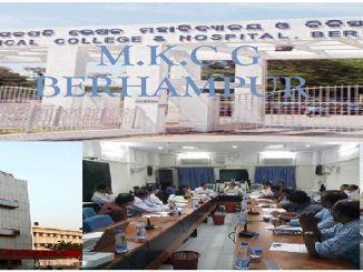 M.K.C.G MEDICAL COLLEGE BHUBANESWAR