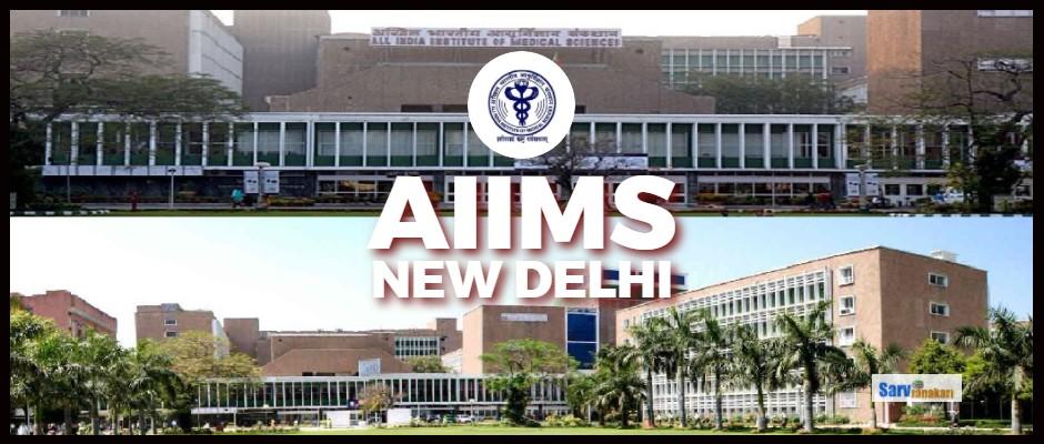 AIIMS New delhi