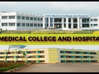ACS Medical College and Hospital, Chennai