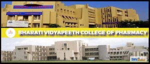 Bharati Vidyapeeth College of Pharmacy, Kolhapur