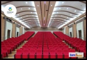 Chettinad Medical College auditorium