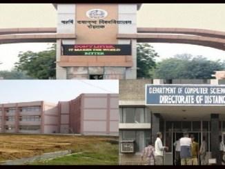 Department of Pharmaceutical Sciences, Maharshi Dayanand University, Rohtak