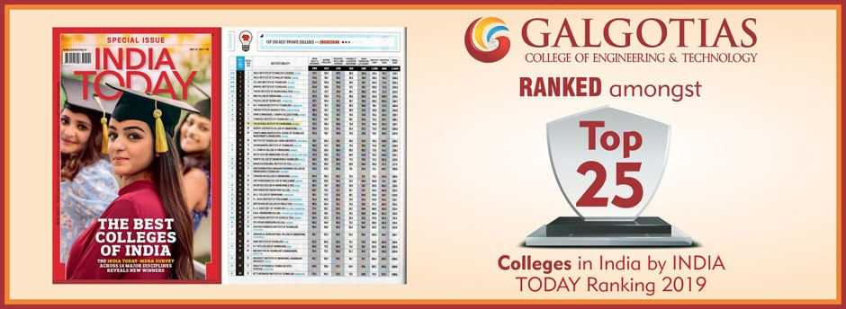 Galgotias college of engineering and technology