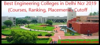 Engineering Colleges in Delhi 2019