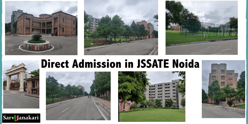 Direct Admission in JSS Noida