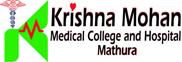 Krishna mohan medical college logo
