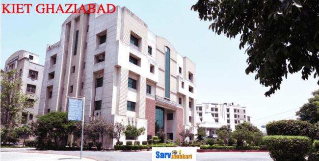 KIET Ghaziabad Infrastructure