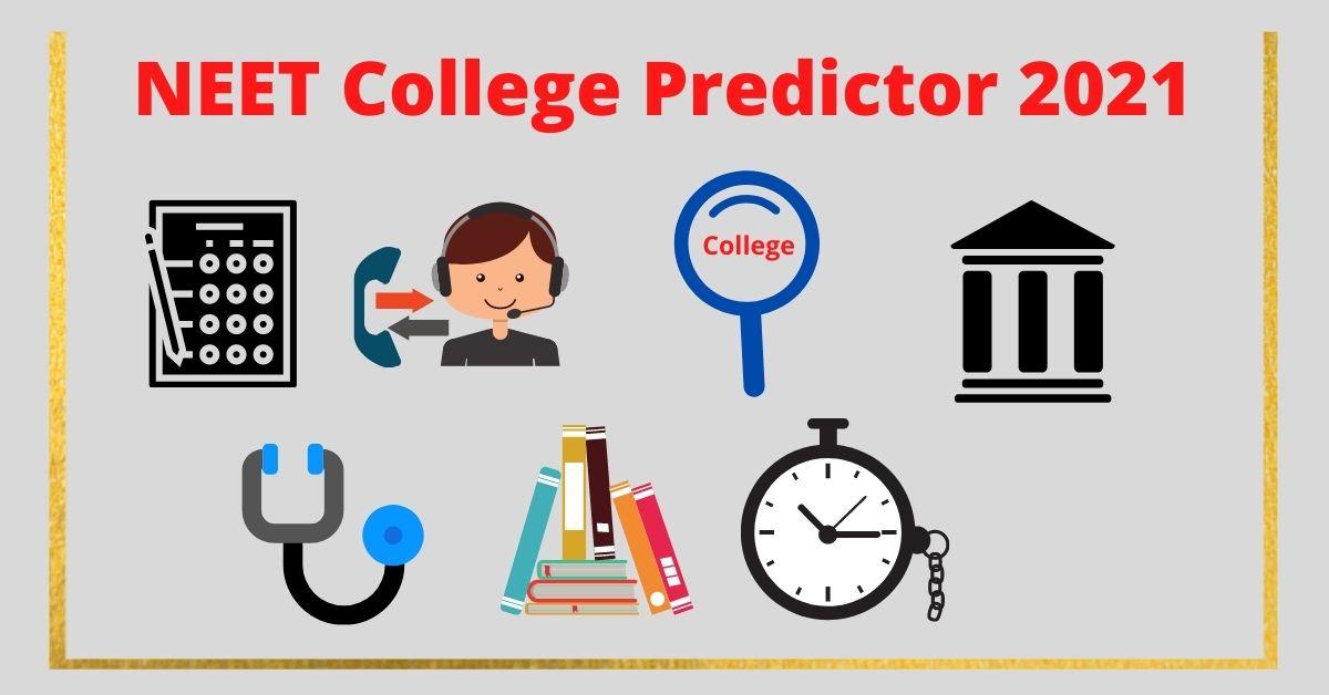 NEET College Predictor 2021