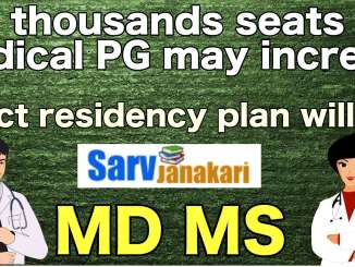 10 thousands seats of medical PG may increase