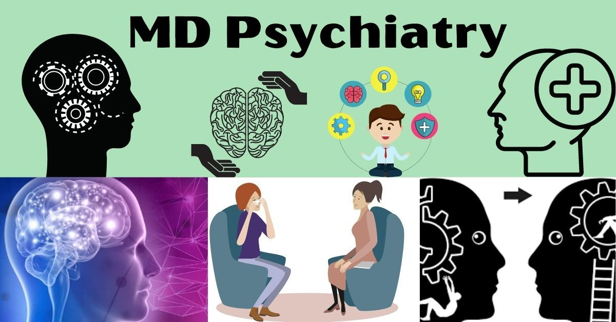 MD Psychiatry