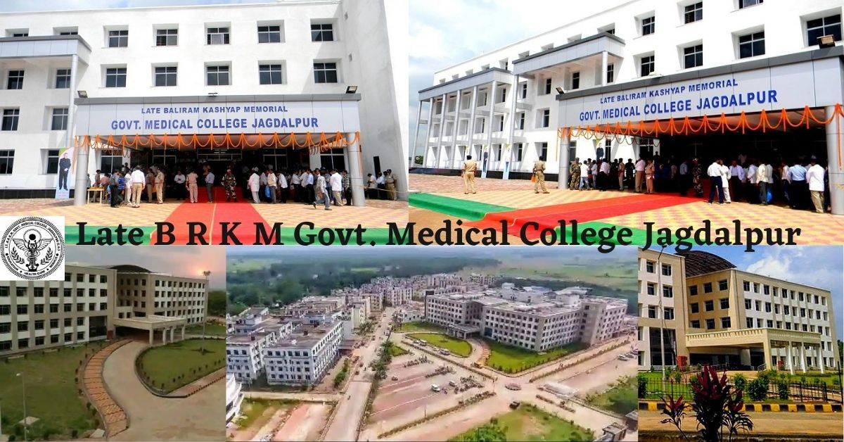 Late Baliram Kashyap Memorial Govt. Medical College Jagdalpur