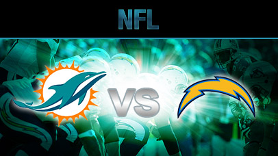 Image result for Dolphins vs. Chargers