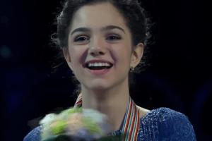 メドベージェワ かわいい